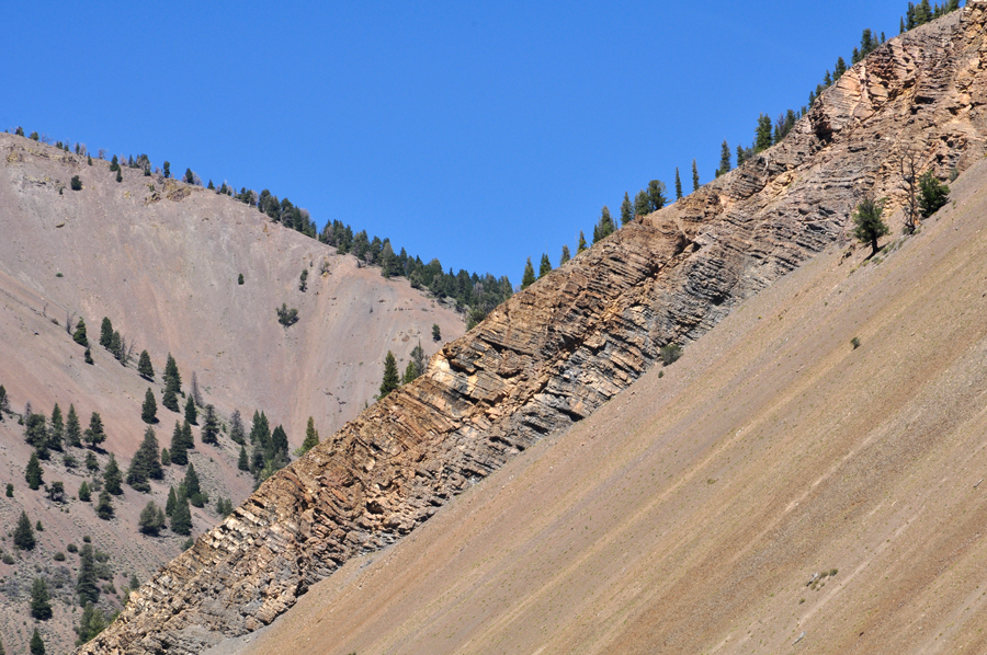 Copper Basin and Arco, Idaho